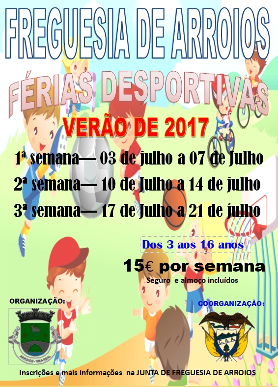 ferias despostivas